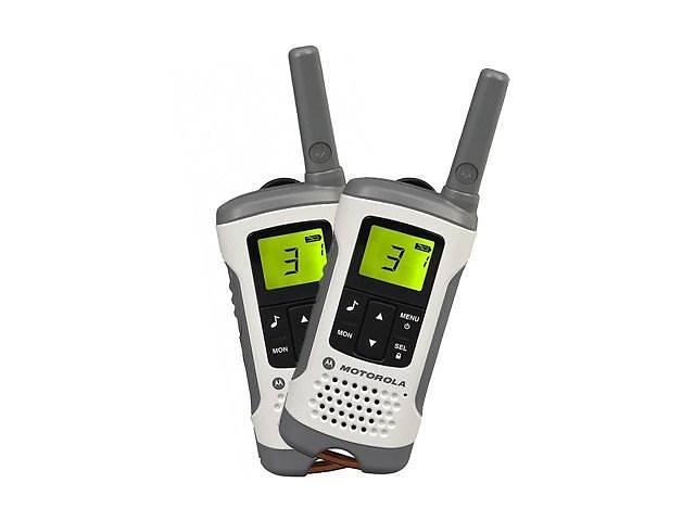 Портативная рация Motorola TLKR T50 White- объявление о продаже   в Украине