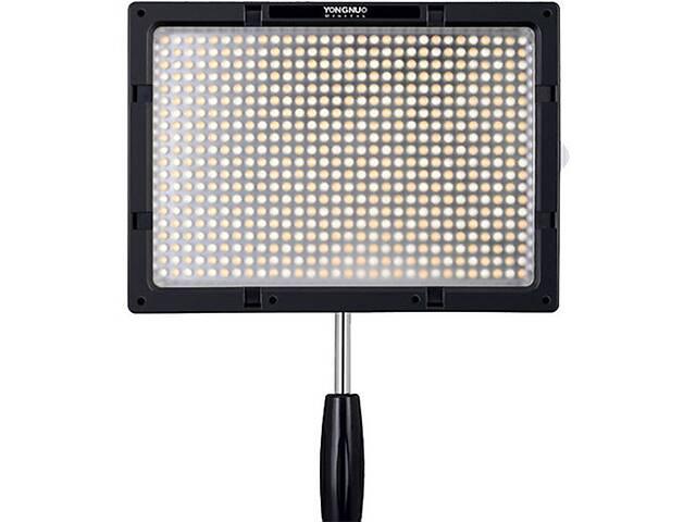 Постоянный свет Video light YN600S 3200-5500K- объявление о продаже  в Харькове