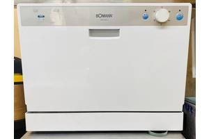 Посудомийна машина Bomann TSG 705.1 White (б/у)