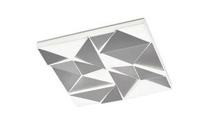 Потолочный светильник TRIO TRINITY 674816005 Серебристый