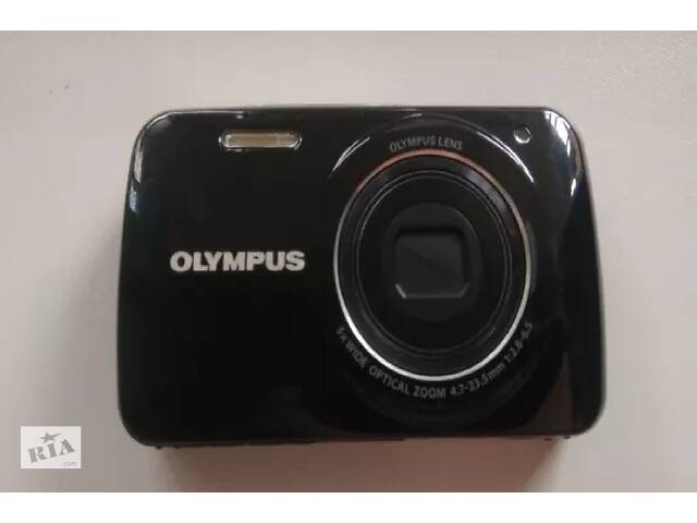 купить бу Продам фотоапарат Olympus VH-210. в Харкові