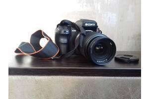 Продам фотокамеру SONY DSLR-A200 з торбину