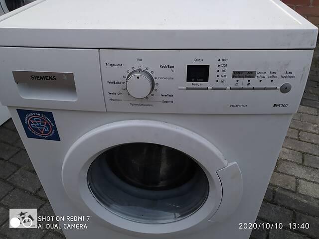Продам пральну машинку марки Siemens- объявление о продаже  в Дрогобыче