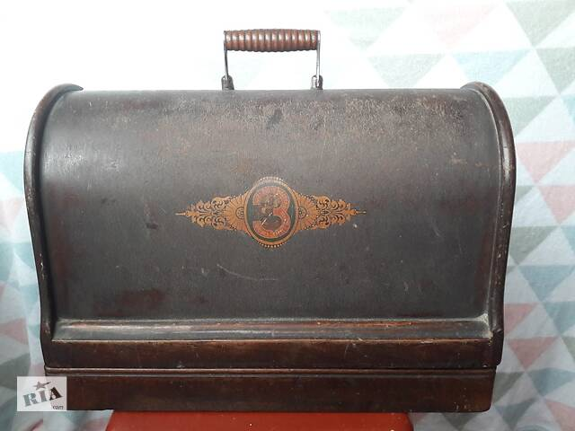 "бу Продам старинную швейную машинку ""SINGER"". в Нікополі"