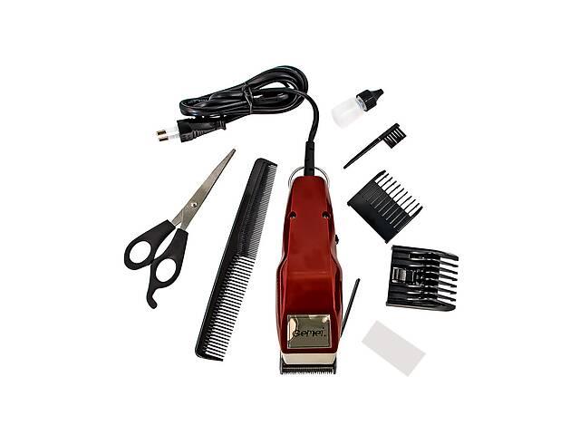бу Профессиональная проводная машинка для стрижки волос Gemei 1400 в Харькове