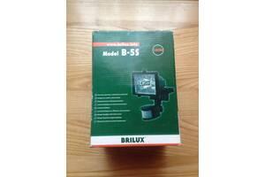 Прожектор галогенный с датчиком движения Brilux B-5S / 150 W