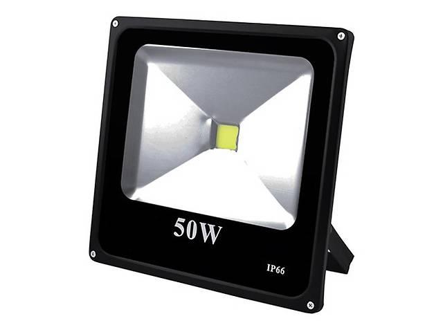 Прожектор светодиодный матричный 50 Вт COB IP66 Черный (gab_rp310shgjbhbb)- объявление о продаже  в Киеве