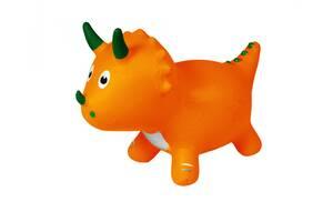 Прыгун динозавр BT-RJ-0067(Orange)-UC Оранжевый 1450г.