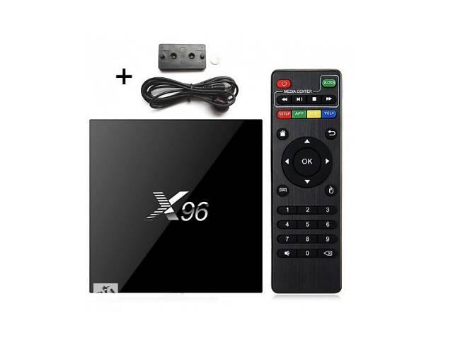 купить бу Приставка TV-Box X96 2GB/16GB SKL11-226357 в Одессе