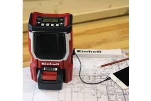 Радио аккумуляторное Einhell TE-CR 18 LI - SOLO
