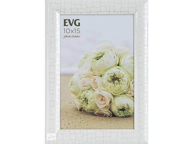 купить бу Фоторамка Evg Deco 10х15 см, белый в Києві