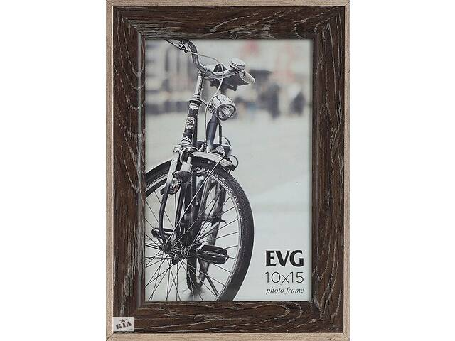 бу Фоторамка Evg Deco 10х15 см, темное дерево в Києві