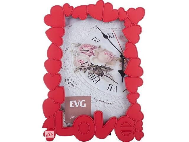 продам Рамка для фотографии Evg Fresh 10х15 см,красный бу в Києві