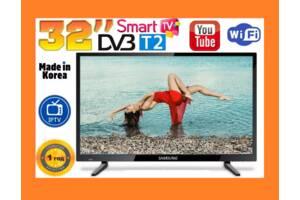 Распродажа!!! Samsung Series6 32 дюйма SMART Wi-Fi Т2 YouTube.Sony/LG