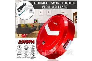 Робот-пылесос Smart USB Аккумуляторный