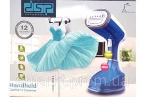 Ручний відпарювач для одягу і гардин DSP KD1074