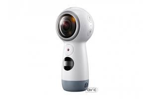 Сферическая Экшн-камера Samsung Gear 360 2017(SM-R210NZWASEK)
