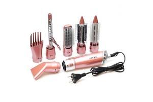 Щипці фен для волосся Мультистайлер GEMEI GM-4831 7в1