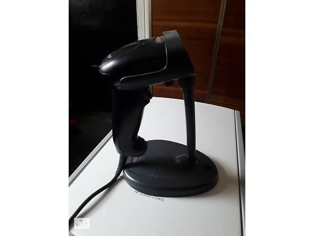 продам Сканер штрих-кодів 1250-2USB-1 бу в Києві
