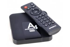 Смарт-приставка Android TV-Box Openbox A4 Pro SKL31-239429
