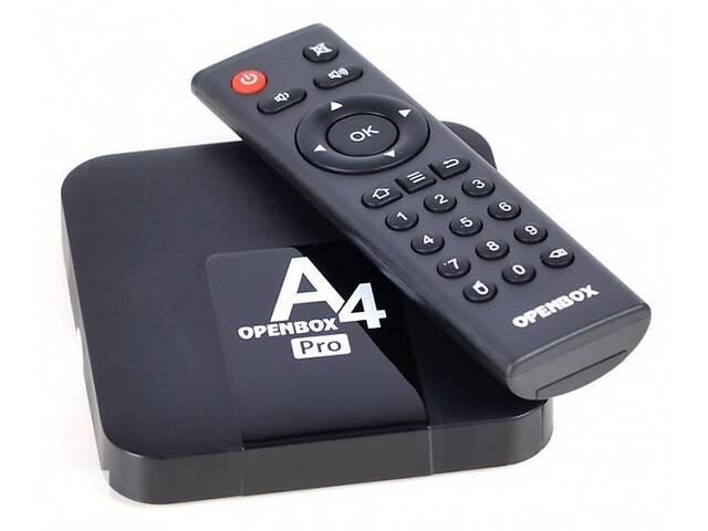 Смарт-приставка Android TV-Box Openbox A4 Pro SKL31-239429- объявление о продаже  в Одессе