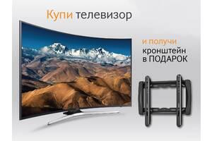 """Спецпредложение! Телевизор Samsung 32"""" с 4К + SmartTV, Wi-Fi, Т2 (Кронштейн в подарок)"""