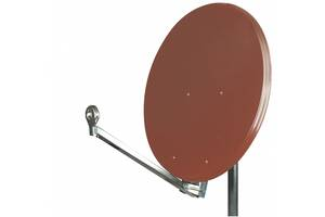 Спутниковая антенна CA-900 Красная (0,85м) Харьков