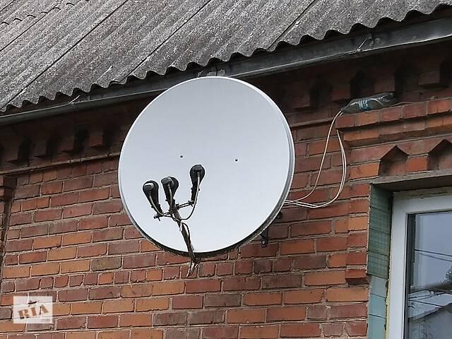 бу Спутниковая тарелка в Виннице
