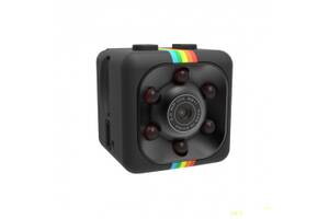 SQ11 мини экшн камера, видеорегистратор, угол обзора 140 градусов