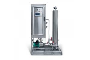 Станция озонирования (промышленный озонатор)воды Экозон 50-ОWS(50 г/час)
