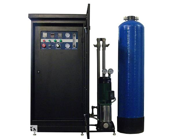 Станция озонирования (промышленный озонатор)воды Экозон 80-ОWS (80 г/час)- объявление о продаже  в Запорожье