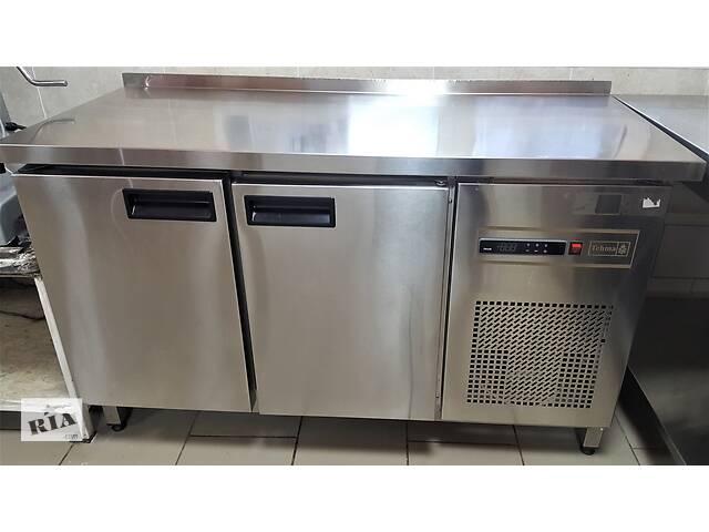 продам Стіл холодильний TEHMA 2-х дверний (1400*600*850 з бортом) бу в Полтаві