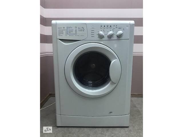 бу Стиральная машина Indesit - WISL 86 на 5 кг, клас А в Киеве