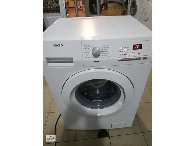 Стиральная машинка AEG lavamat 7 kg б\у из Европы- объявление о продаже  в Мелитополе