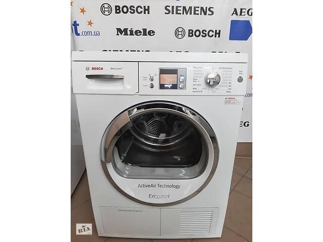 купить бу Сушильная машина конденсационная Bosch WTW86590 в Луцке