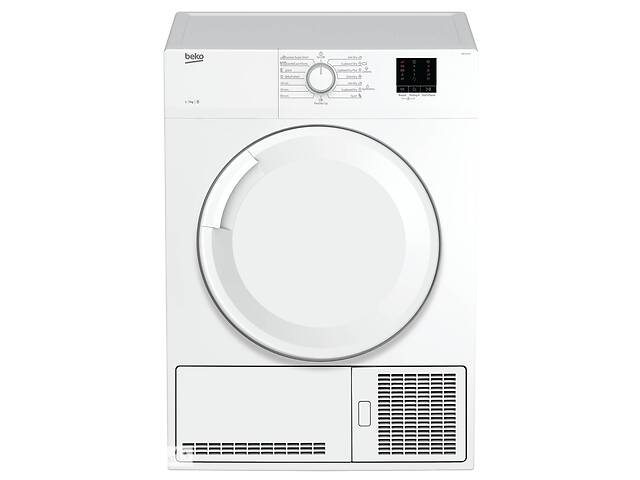 продам Сушильний автомат Beko DB7111PA (6487506) бу в Києві