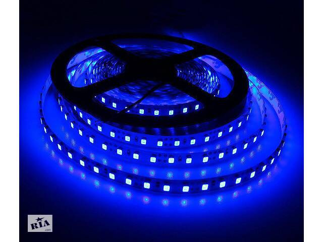 продам Светодиодная лента SMD 3528 5м Blue UKC 300 диодов  (0174_sp) бу в Києві