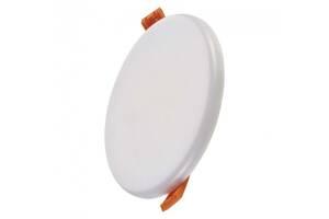 Светодиодная панель EMOS ZV1132 11Вт 850лм 4000К круглая Белая