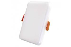 Светодиодная панель EMOS ZV2122 8Вт 525лм 4000K квадратная Белая