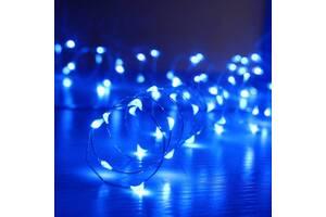 Світлодіодні гірлянди 20 LED 2м Синій 6 шт (SUN-202)