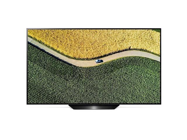 купить бу Телевизор LG OLED55B9SLA(120Гц, 4K, Smart, a7 Processor Gen2, HDR10, AI, Dolby Atmos, 2.2 40Вт) в Луцке