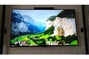 Телевизор смарт ТВ 55 дюймов