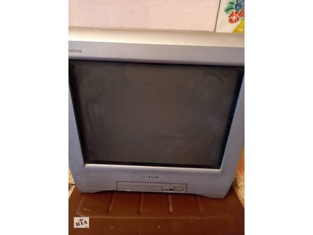 продам Телевизор Sony Trinitron диагональ экрана 36 см бу в Запорожье
