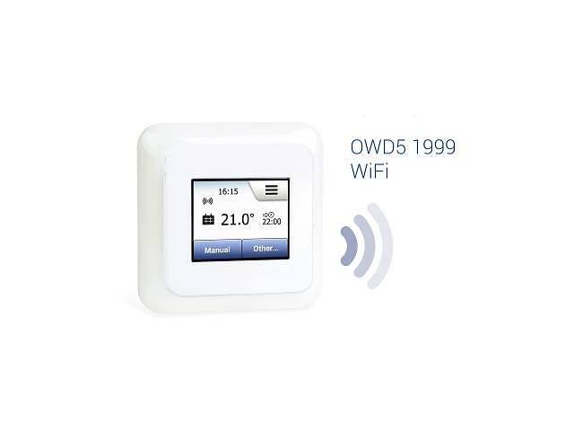бу Терморегулятор OJ Electronics OWD5-1999-RUP3 (WIFI) (000021156) в Києві