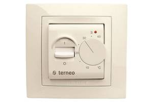 Терморегулятор Terneo MEX UNIC Ivory