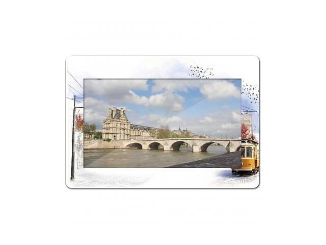 продам Цифровая фоторамка Astro F102 Белый/Синий (1603) бу в Харкові