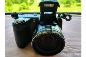 Цифровой Фотоаппарат C 15-Кратный Объективом Nicon Coolpix L110
