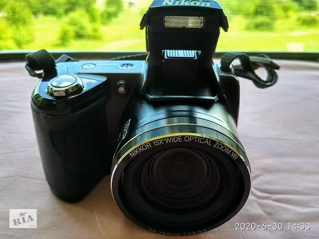 бу Цифровий Фотоапарат C 15-Кратний Об'єктивом Nicon Coolpix L110 в Овручі