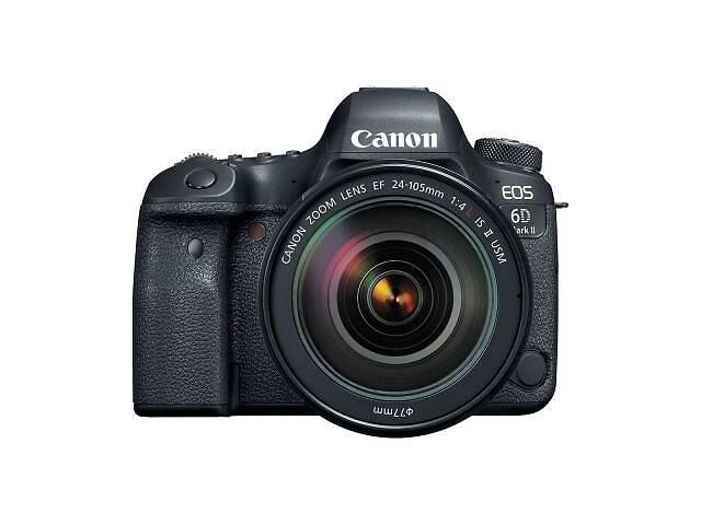 купить бу Цифровой фотоаппарат Canon EOS 6D MKII 24-105 IS STM kit (1897C030) в Харькове