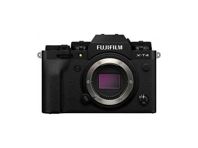 продам Цифровой фотоаппарат Fujifilm X-T4 Body Black (16650467) бу в Киеве